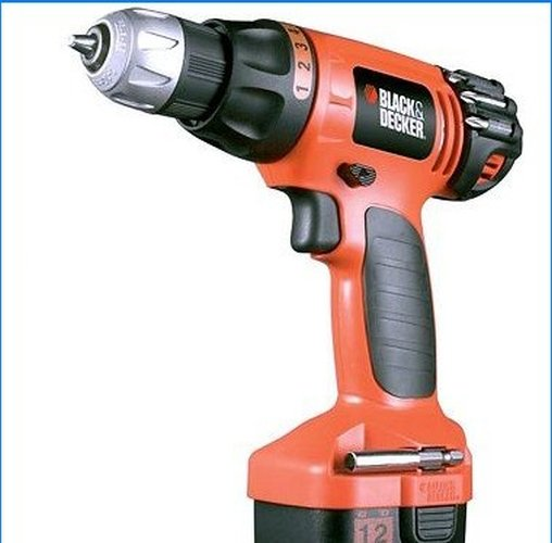 Black & Decker KC2002FK