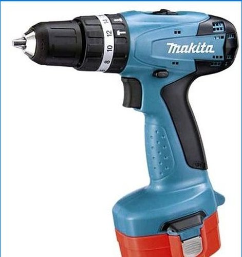 Perceuse sans fil Makita 8281DWPE
